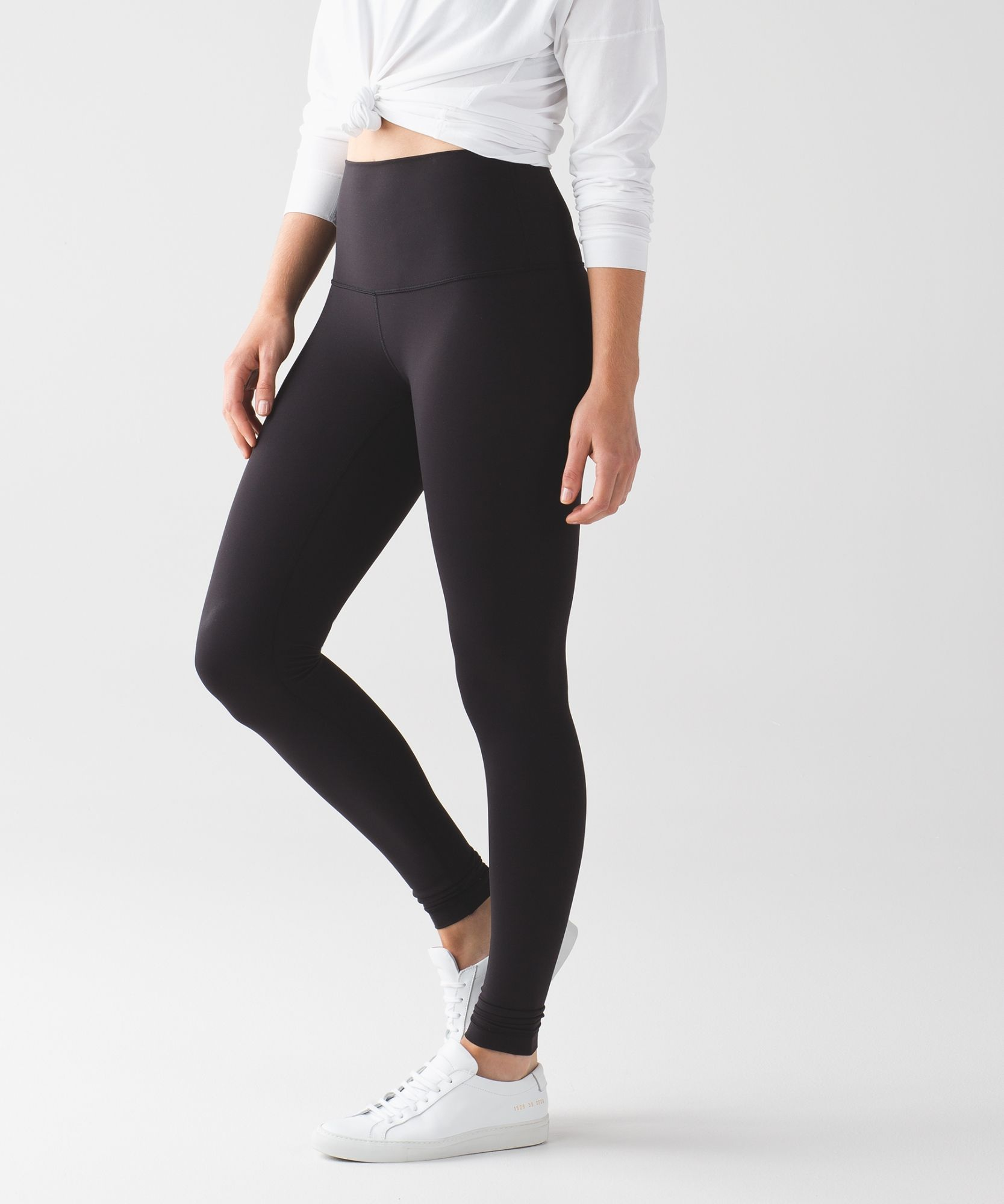 4fd0afb2f9507 These versatile, high-rise pants were designed to fit like a second  skin—perfect for yoga or the gym