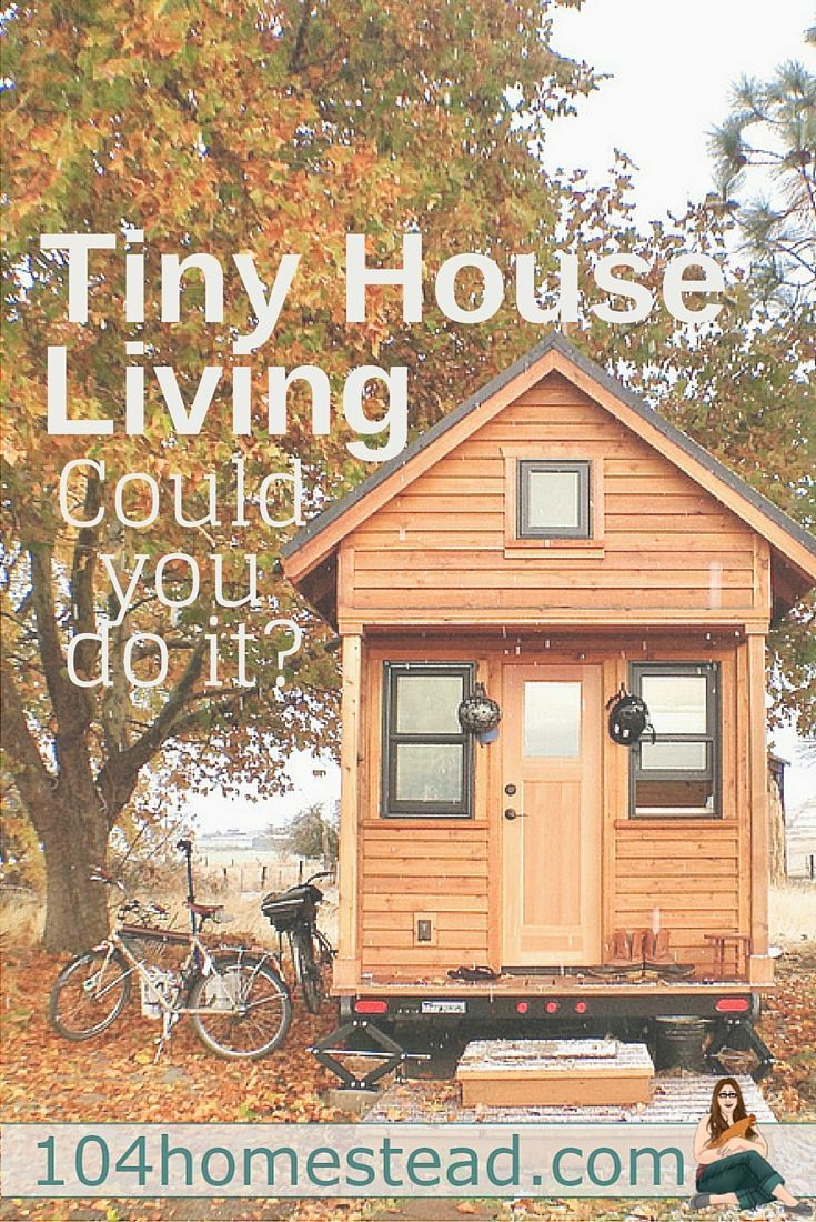 Many People Are Starting To Turn To Tiny Houses To Lower