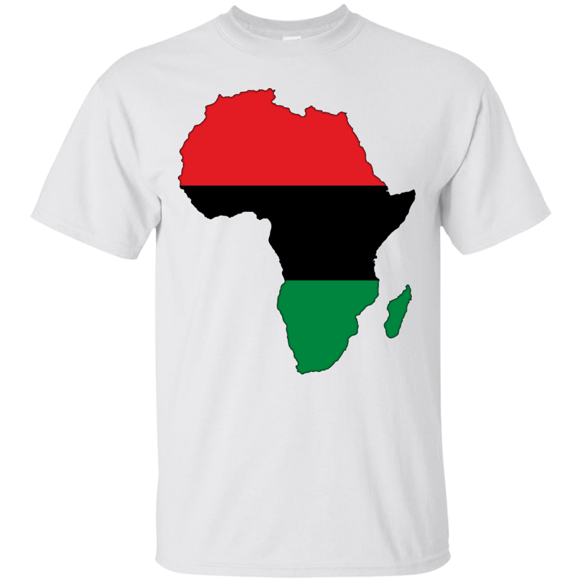 Pan Africa Flag And Continent Outline Africa Flag Order Prints Pan African Flag