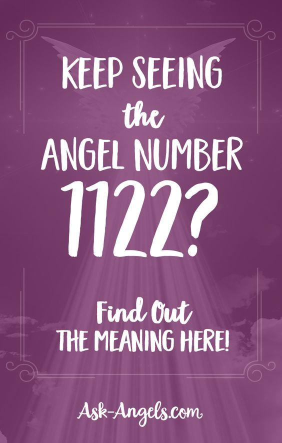 Angel number 1122 what is the message from your angels angel the angel number 1122 carries the energetic blueprint of your highest spiritual path and your authentic purpose and acts as a reminder to focus on this now malvernweather Images