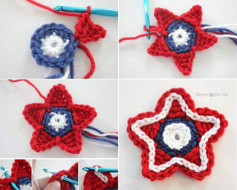 Papillon en papier: Crochet Angel + link to the free pattern | Made ...