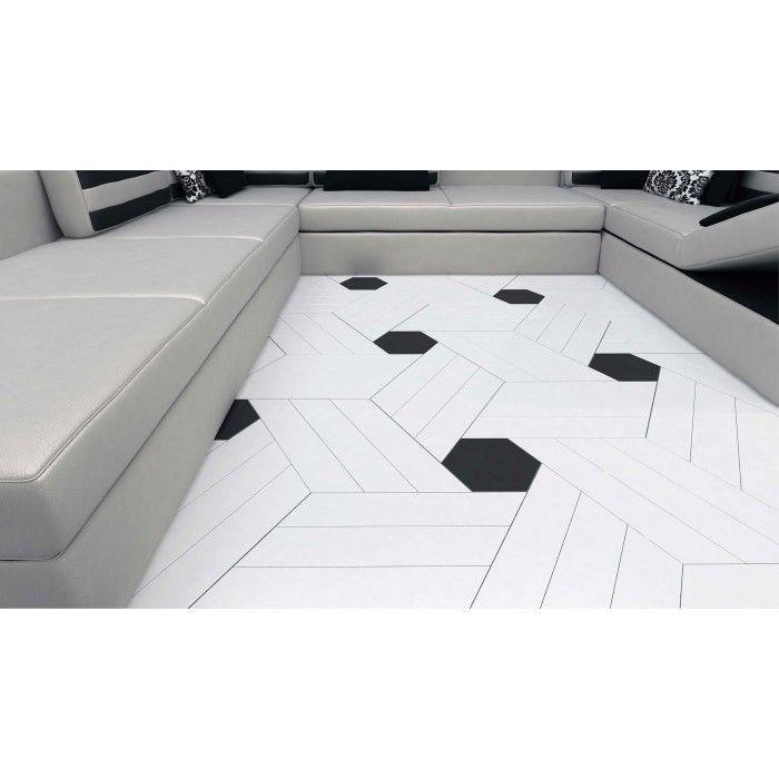 Grès cérame Floor Hexa (3 couleurs) Carrelage grès cérame effet - brico carrelage salle de bain