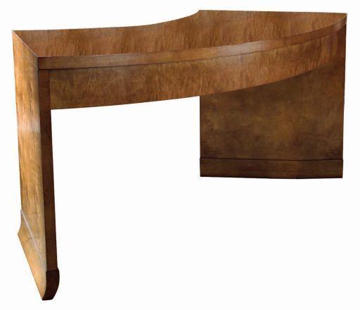 Century Furniture One Drawer Maple Writing Desk