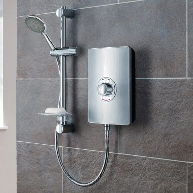 Accessible Electric Shower | Shower controls, Accessible ...
