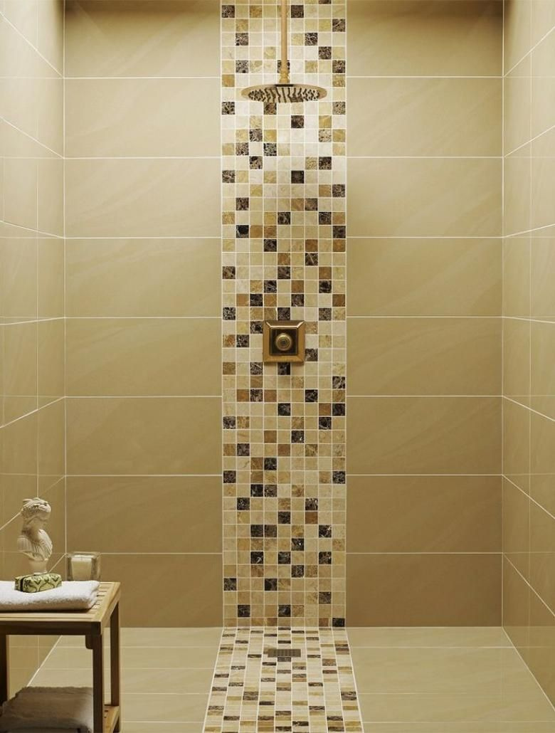Bathroom Tiling Designs Are Divided Into Two Types Namely The Classic Or Traditional Design And T Patterned Bathroom Tiles Tile Bathroom Bathroom Tile Designs