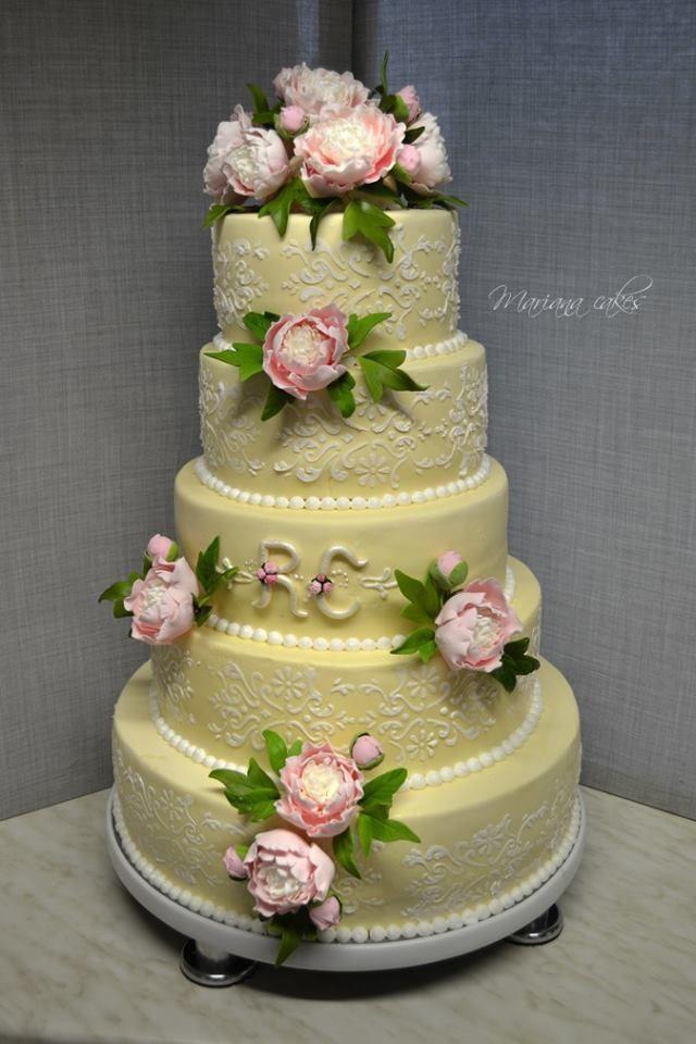 Wedding cake | Recipes | Pinterest | Wedding cake, Cake and Recipes