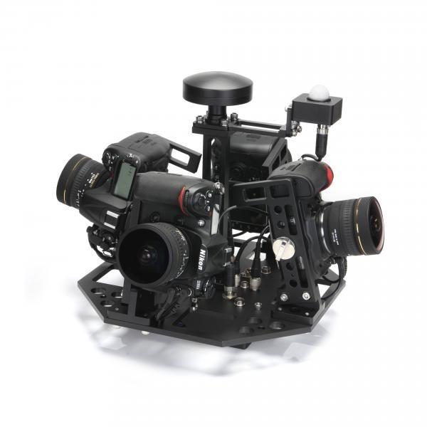 Diy Dslr Camera Rig: 360 Degrees Rig For Nikon DSLR Camera From GSMsolutions