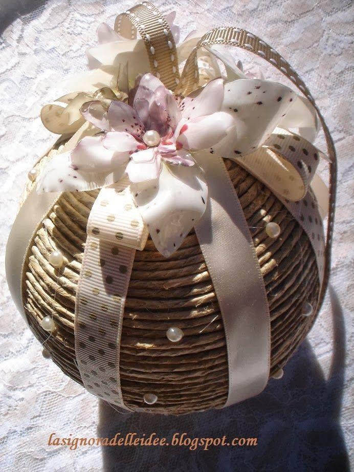 Ghirlande natalizie shabby con frutta secca cerca con - Decorazioni ghirlande natalizie ...