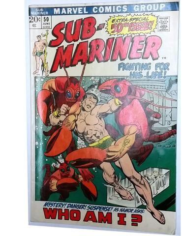 Marvel comic books in order