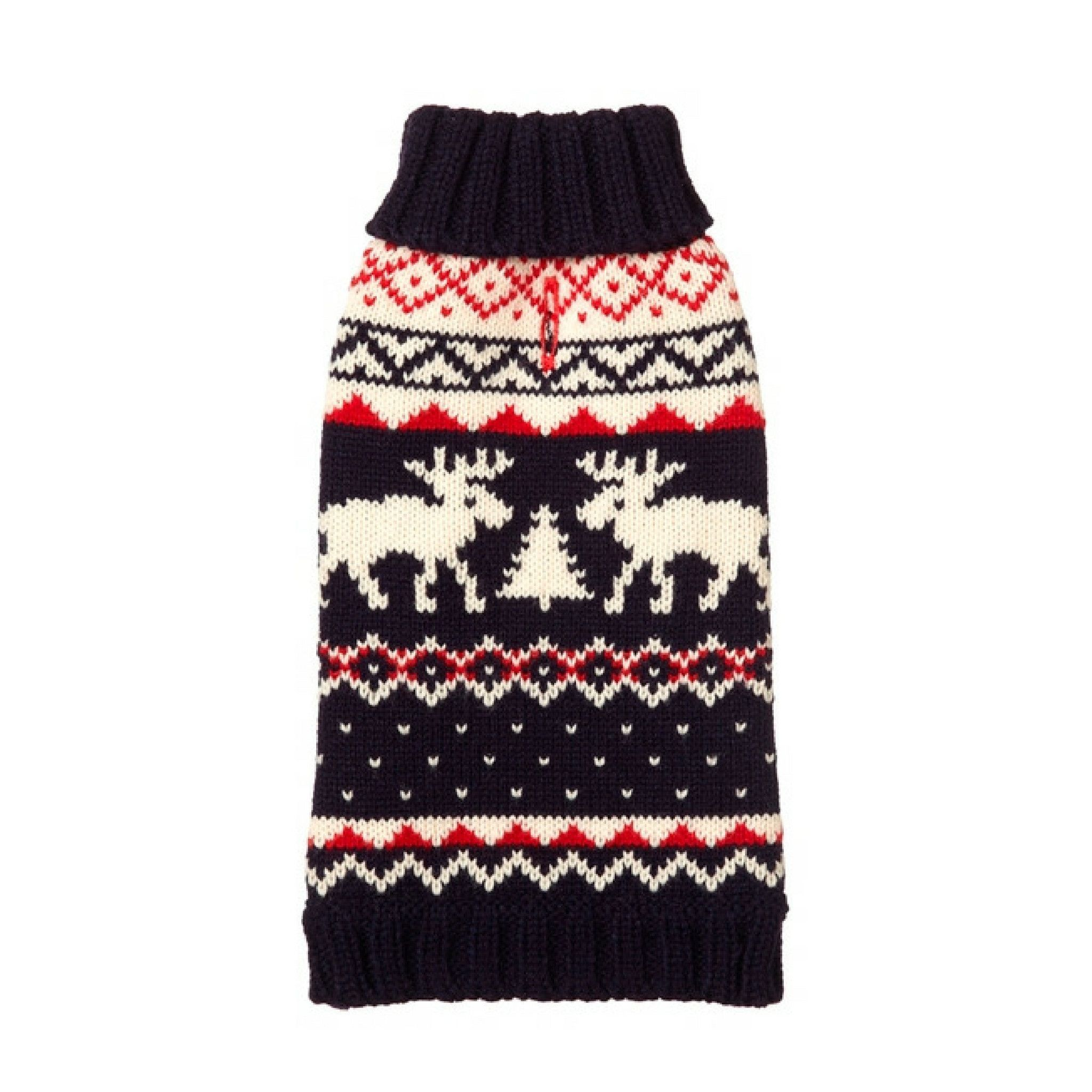 Fair Isle Classic Dog Sweater | More Fair isles ideas