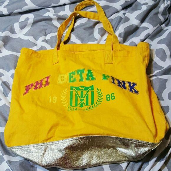Victoria's Secret tote bag Victoria's Secret tote bag PINK Victoria's Secret Bags Totes