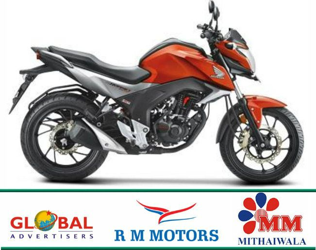 Honda Upcoming Bike Hondacbhornet160r Expected Launch 1st Dec