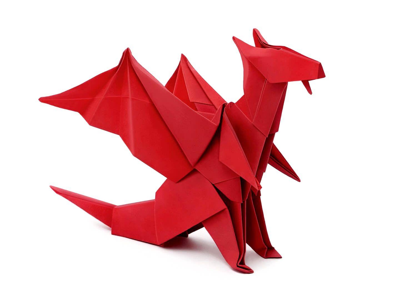 Оригами картинки фото, привет вот