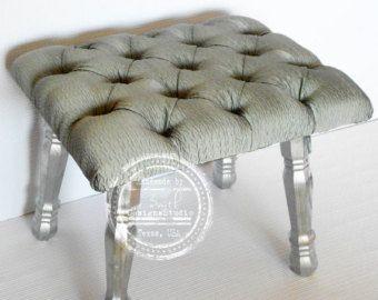 Awe Inspiring Vanity Stool Fancy Bench Bedroom Bench Tufted Bench Ibusinesslaw Wood Chair Design Ideas Ibusinesslaworg