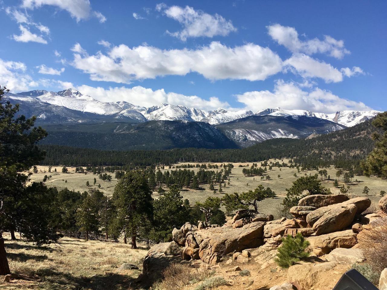Rocky Mountain National Park Estes Park Co Rocky Mountain