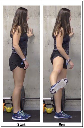 Beneficial And Repairing Knee Strengthening Exercises For A Meniscus Tear - GymGuider.com #strengtheningexercises