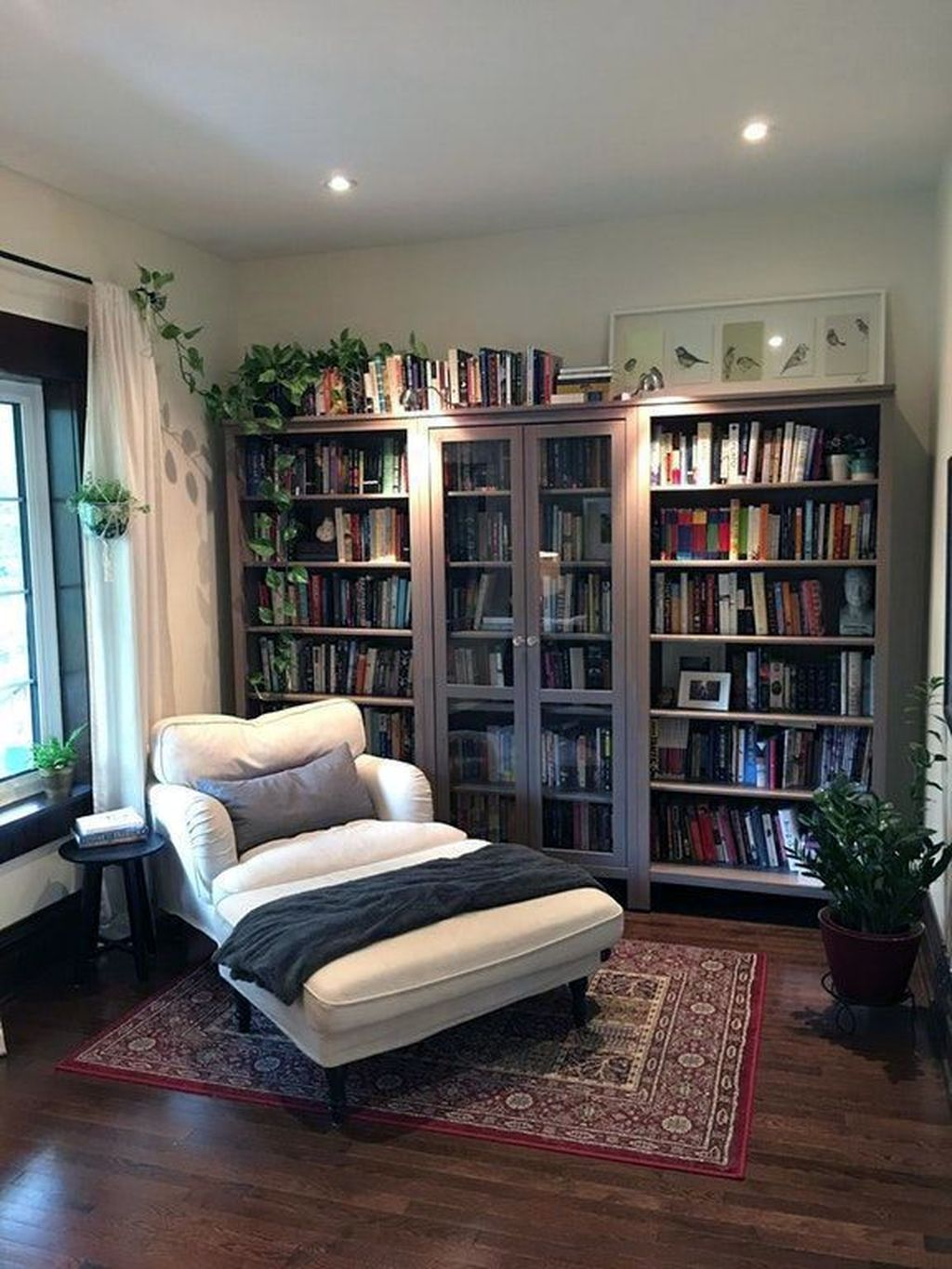 Small Library Room Decorating Ideas: 40+ Magnificient Home Design Ideas With Library You Should