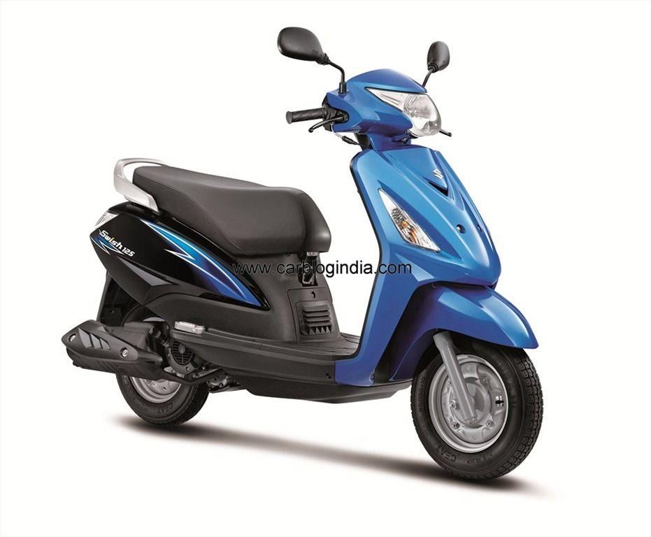 Suzuki Swish Update To Match Honda Activa 125 Scooter Price