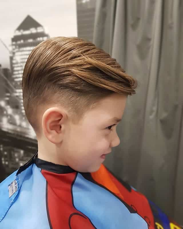 34+ Five year old boy haircuts ideas