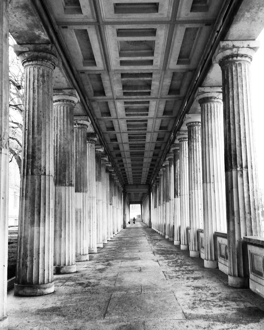 Sanne Ru On Instagram Saulengang Auf Der Museumsinsel In Berlin Berlintrip Visit Berlin Museum Architecturelove Instagram Instagram Posts Fantasy Art