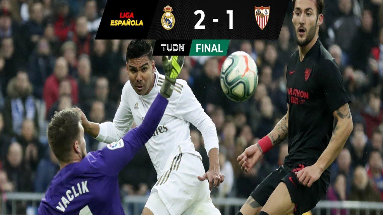 El resumen del Real Madrid vs Sevilla, de La Liga vídeo
