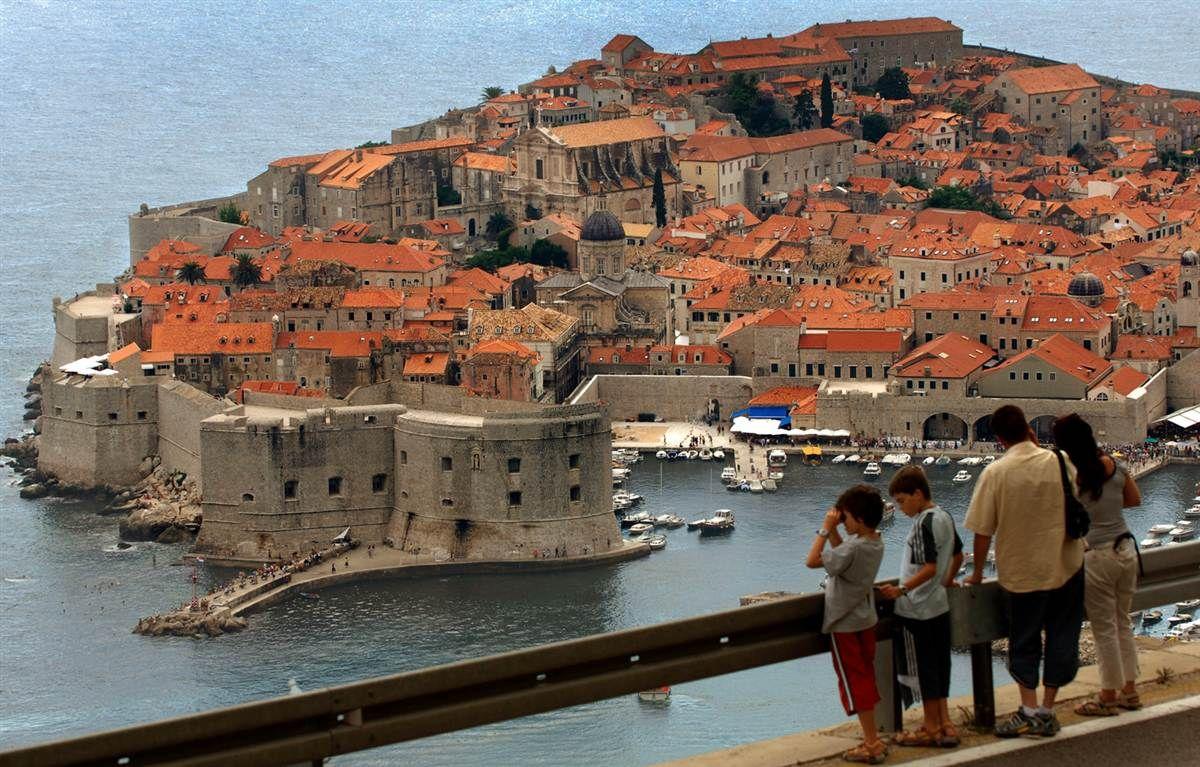 Dubrovnik Croatia Maybe I Should Just Pin The Entire List Of Destinations Where Matt Lauer Has Traveled Whereismat World Heritage Sites Dubrovnik Croatia