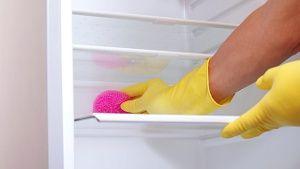 Kühlschrank Desinfektion : Den kühlschrank regelmäßig zu reinigen beugt keimen und schimmel