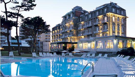 Epingle Sur Hotels Barriere