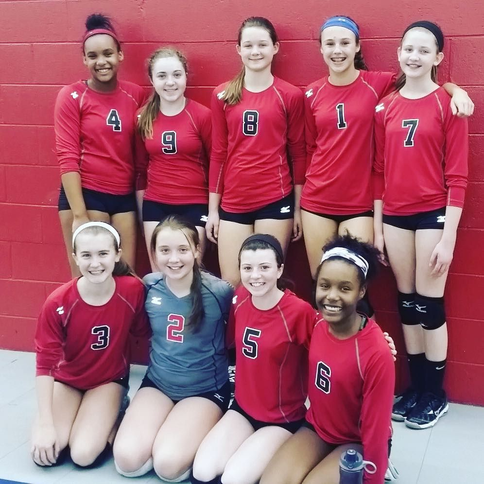 Richmond Volleyball Club On Instagram Congrats To Rvc Junior Girls 13 Zonal Who Went 8 0 In The 14s Division On 2 28 At Rvc Volleyball Clubs Girl Volleyball