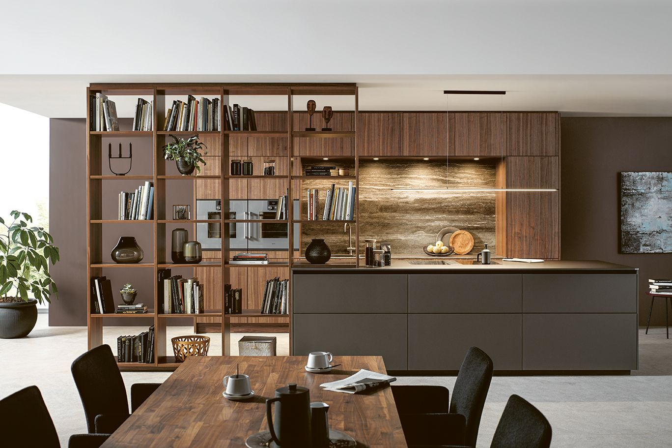 Next125 Kitchens Are Characterized By Aesthetics And Elegance We Thus Create Kitchens That A In 2020 German Kitchen Design Kitchen Design Companies Kitchen Design