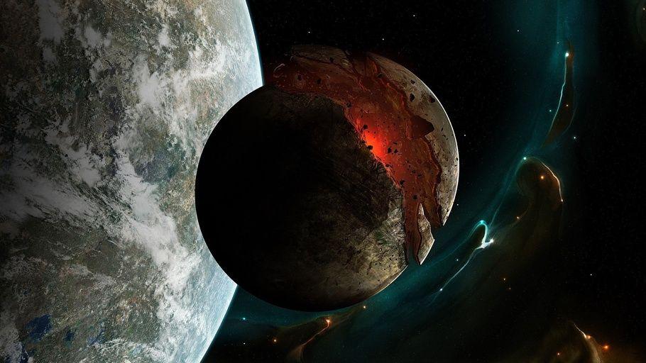 Apocalypse Astronaut Planet