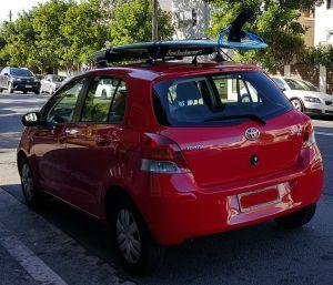 Toyota Yaris Roof Rack Roof Rack Yaris Monkey Bars
