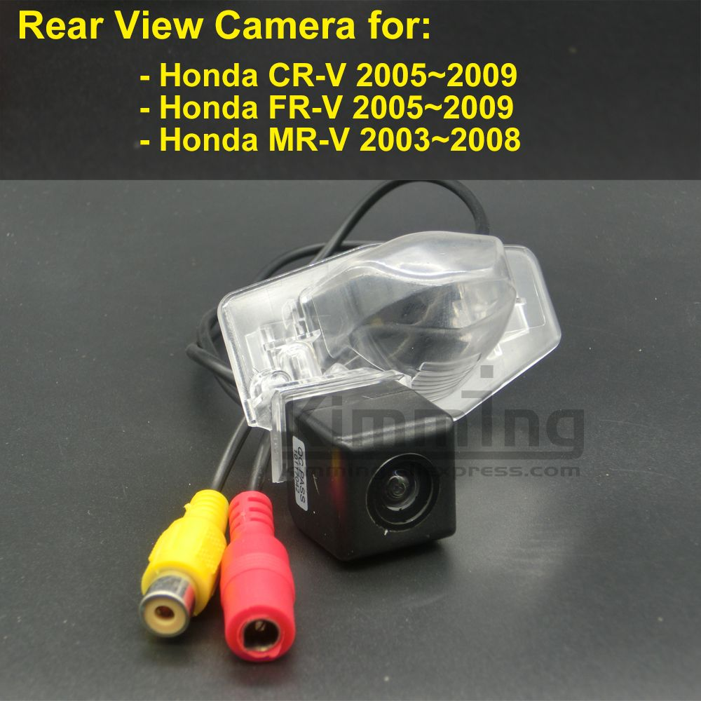 Car Rear View Camera For Honda Crv Frv Mrv 2003 2004 2005 2006