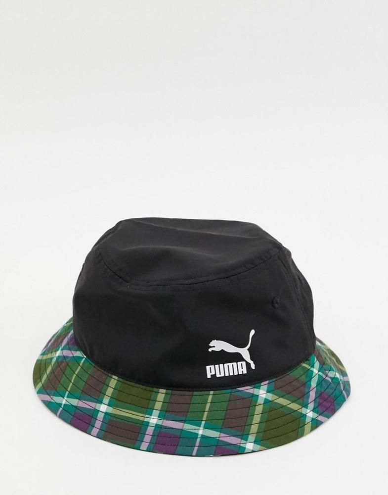 5fe3a389d29b78 PRODUCT DETAILSBucket Hat by Puma. That low-maintenance life. Just give it  a wipe with a soft cloth. Check print. ITEM LOCATION. | eBay!