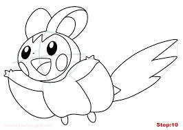 Pokemon Kleurplaten Emolga.Billedresultat For Pokemon Emolga Pokeman Pokemon Coloring Pages