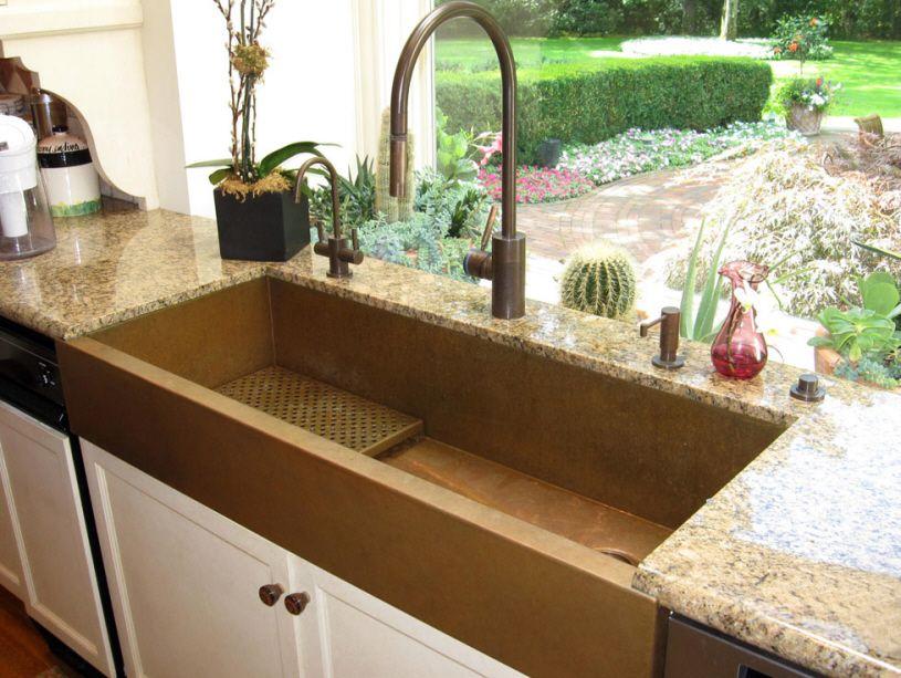 19+ Custom farm sink inspiration