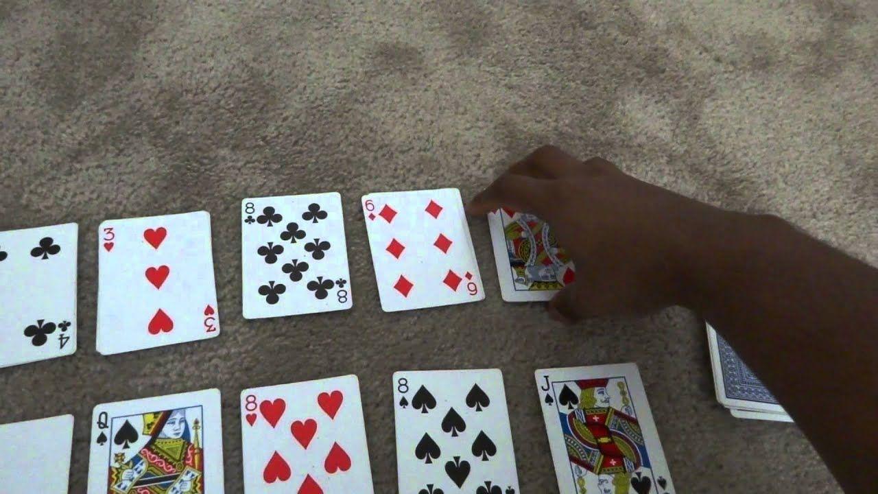 Best single player card gamebestcardgame bestcardtrick
