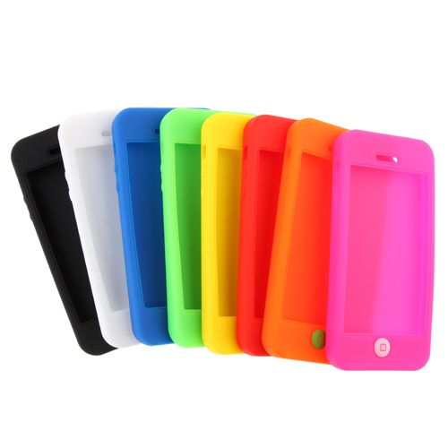 Frosting Silica Gel Case Cover for iPhone 5