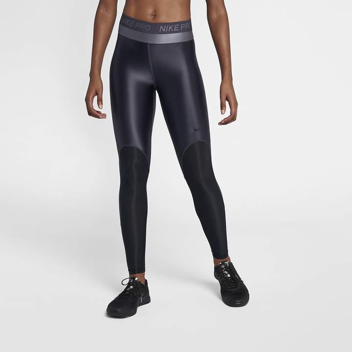 c3bcb35ff3fae8 Nike Pro HyperCool Women's Mid-Rise Training Tights | Products ...