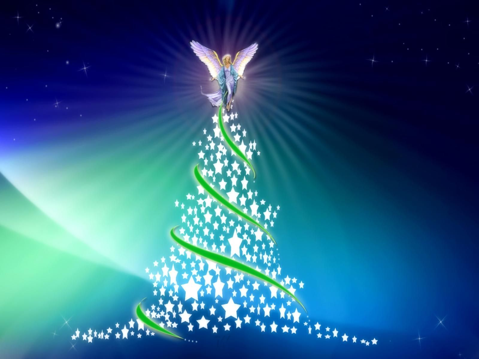 Fantasy Christmas Wallpaper Fantasy Christmas Angel