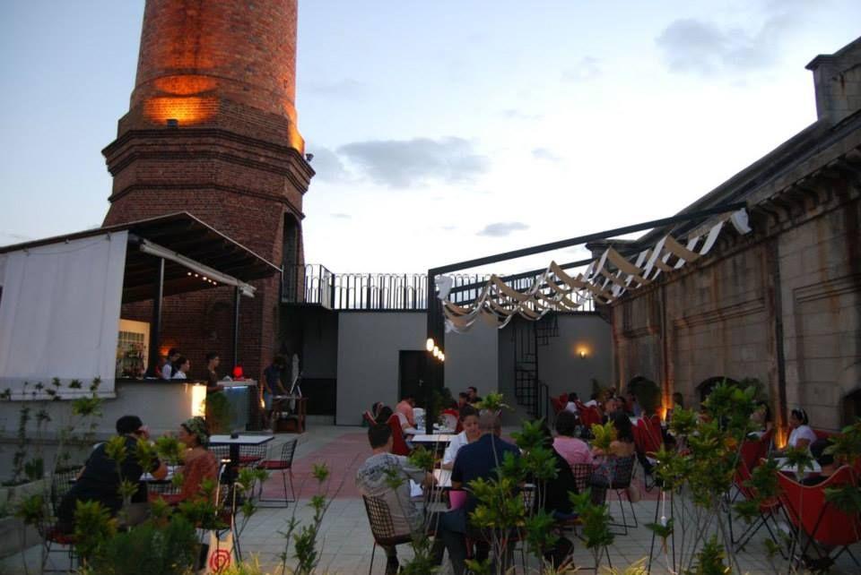 El Cocinero Restaurant Terraza Lounge Havana Restaurant