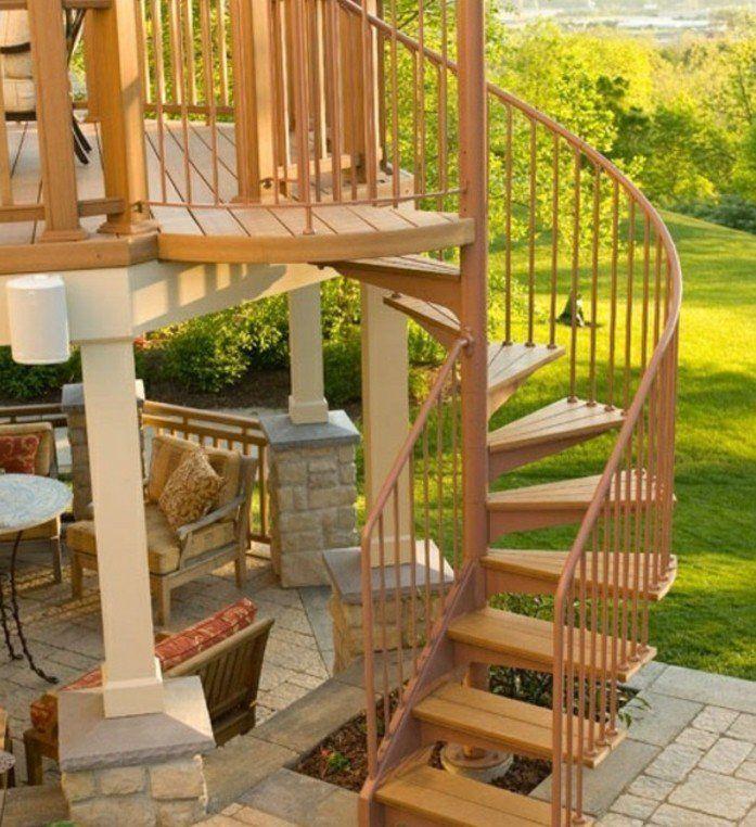 l 39 escalier ext rieur en 57 photos qui vous feront r ver escaliers pinterest escalier. Black Bedroom Furniture Sets. Home Design Ideas