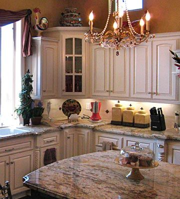 Pin By Tara Harrington On Kitchens Custom Kitchen Cabinets Glass Kitchen Cabinets Trendy Kitchen