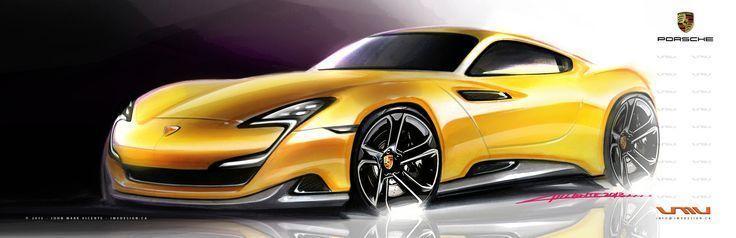 #Auto # Coupé #Design #JMV #Pors #Porsche -  #Auto #Abgehackt #Design #JMV #Pors #Porsche   - #Auto #Autosskizze #Coupé #Design #JMV #Pors #Porsche