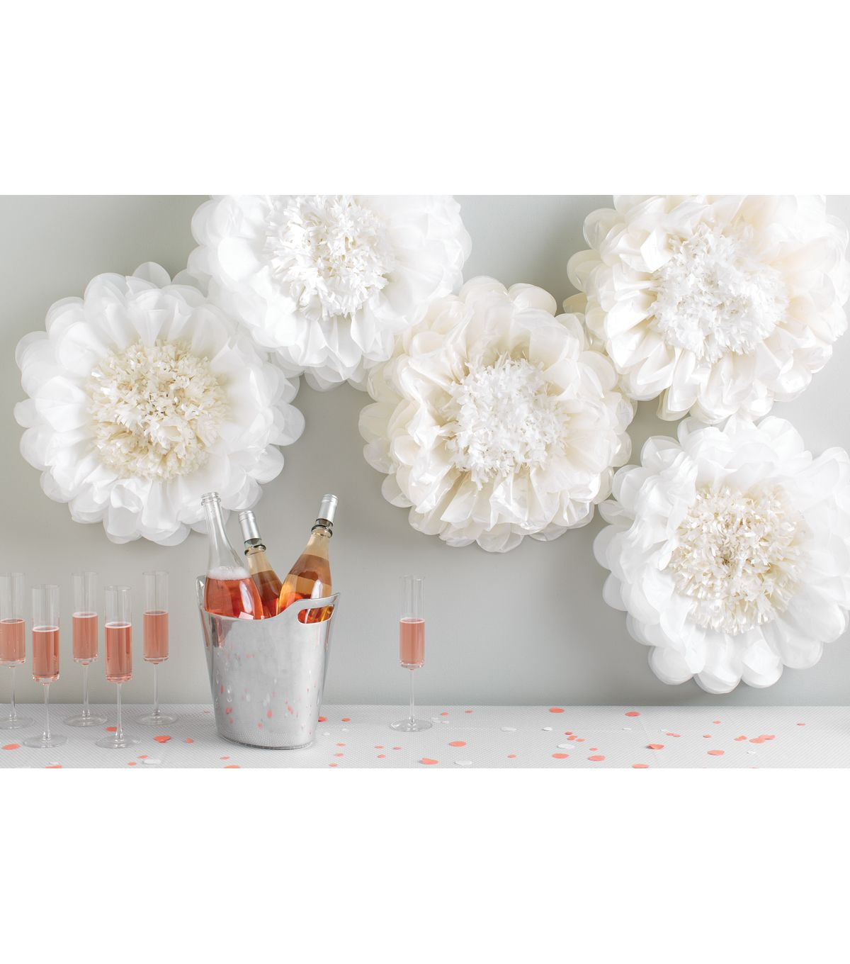 how to make tissue paper flowers martha stewart Tissue paper flowers:  there are a variety of great tissue paper tutorials online martha stewart offers a photo tutorial showing how to make the large tissue.