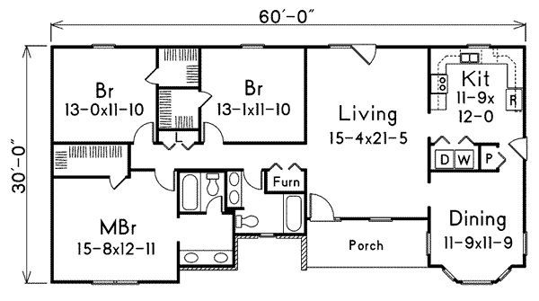 30 60 House Plan Places To Visit Pinterest House