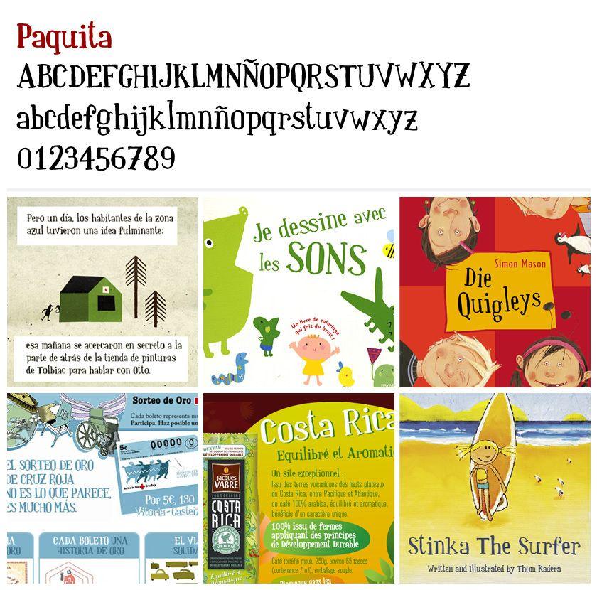 Tipografías Variadas - Juanjez