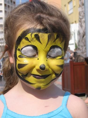 Maquillage Abeille Google Search Déguisements Makeup Bee