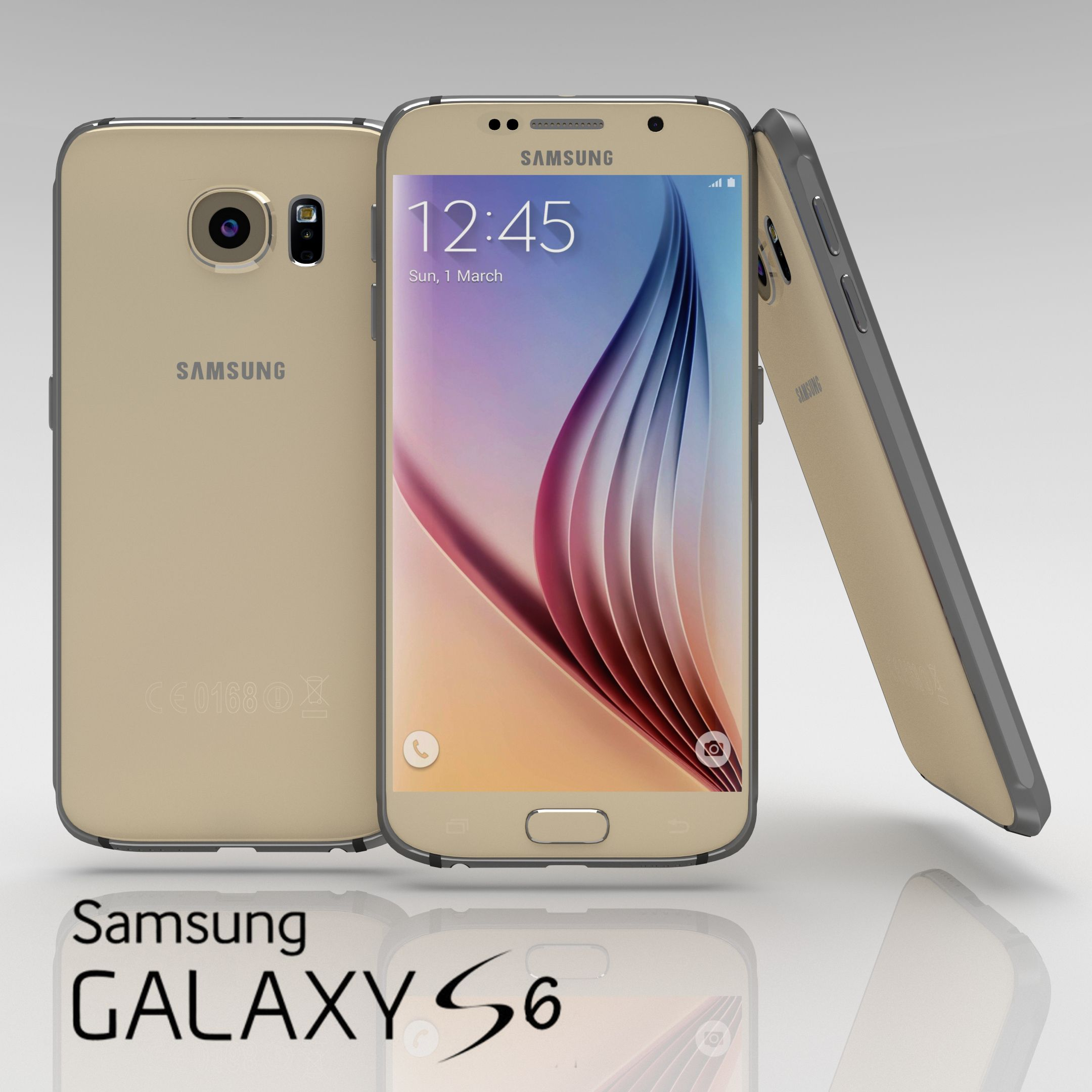 Samsung Galaxy S6 And S6 Edge All Color Pack Samsung Galaxy S6 Samsung Galaxy Prepaid Phones