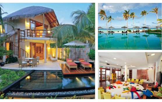 Best Family Hotels Constance Halaveli Maldives